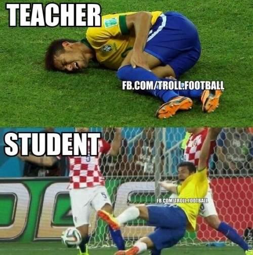 Учитель и студент